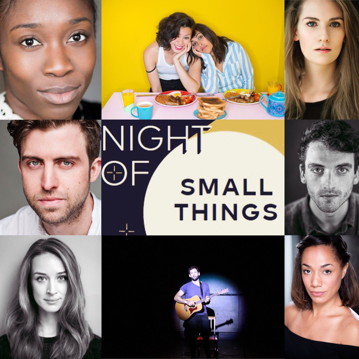 Get your #tickets for #NightofSmallThings before they're gone! #Music #Theatre #Poetry and #Comedy all for £10!  https://www. ticketweb.co.uk/artist/a-night -of-small-things-tickets/982174 &nbsp; … <br>http://pic.twitter.com/7piJo6xah8