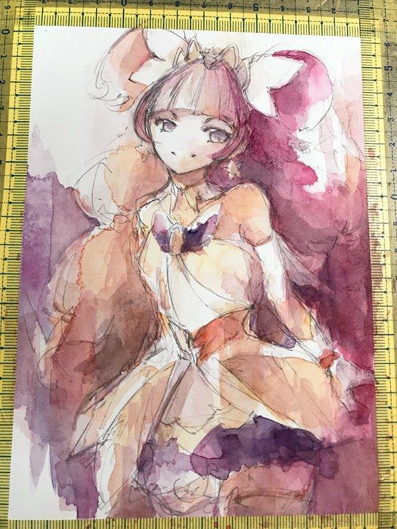 JP@プリキュアまつり ことは07 (@jplee)さんのイラスト