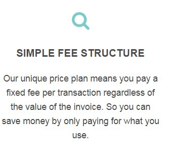 Simple #fee structure #FridayFeeling  http:// ow.ly/nI2Y30gN0ct  &nbsp;   #Recruitment #BackOfffice #CashFlow<br>http://pic.twitter.com/mBS4LZp7E9
