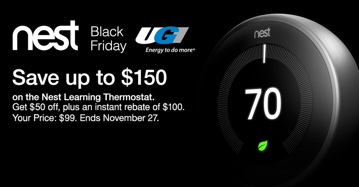test Twitter Media - There's still time to save up to $150 on a new Nest Learning Thermostat for your home. Apply for your instant rebate: https://t.co/4nvi9WNsUy https://t.co/29Ebx8L4Cf