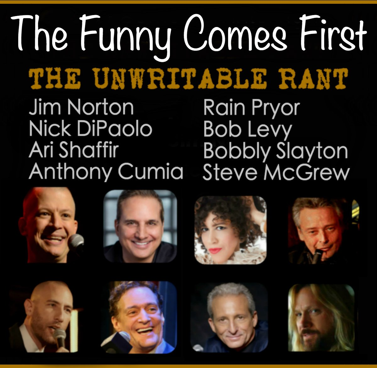 EARLY RELEASE - A very special Unwritable Rant episode - Juliette speaks with some of the funniest people on the planet.    http:// traffic.libsyn.com/theunwritabler ant/117.mp3 &nbsp; …   #podernfamily #trypod #podcast #comedy <br>http://pic.twitter.com/wRQuQcv6Og