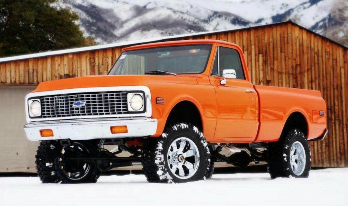 Classic Trucks (@classictrucks77) | Twitter