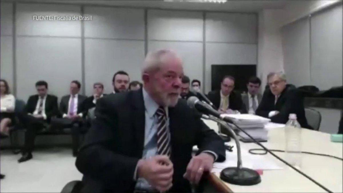 #Brasil Lula da Silva confirma su candid...