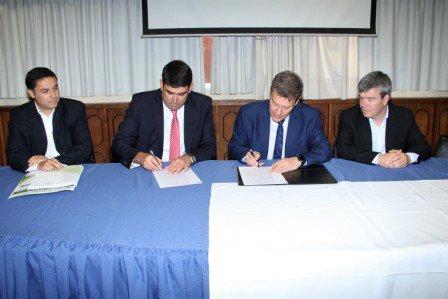 Provinciales | Provincia y UNLPam firmaron convenio por Asociaciones Civiles