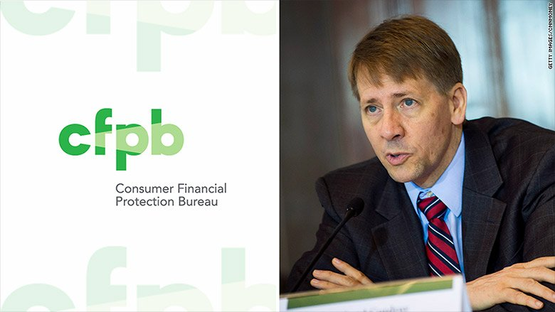Richard Cordray resigns as head of the Consumer Financial Protection Bureau, an agency created in the wake of the 2008 financial crisis https://t.co/VeqRCnIWkx