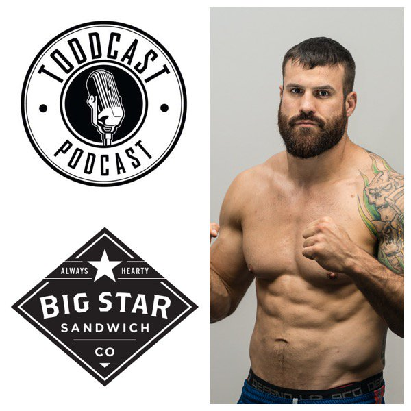 Talked #CFL #RobZombie #CBDOil #Mayweather and more with @bigstarsandwich powered guest @WBUBoxing heavyweight @BraidwoodBoxing - Hear the FULL #unedited interview:  http:// ow.ly/ojNL30gDtt3     pic.twitter.com/t1wtCRvhnj