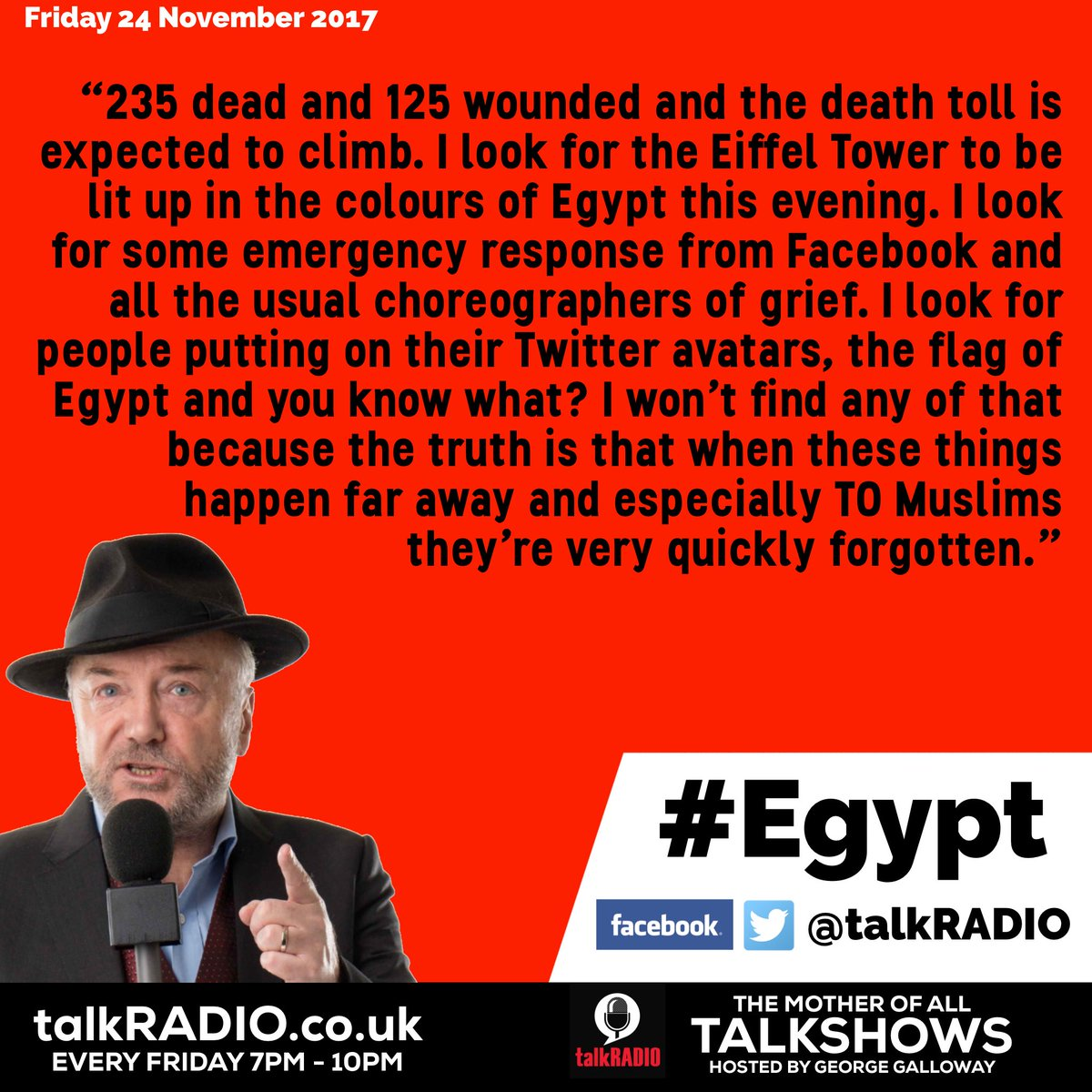 More than 184 dead and scores more injured in terror attack on mosque in Egypt's North Sinai DPbEI2YWsAI3WD8