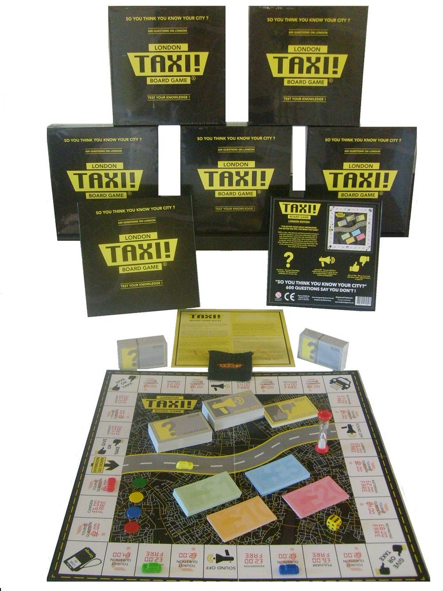 Perfect for #ChristmasGift  RETWEET&amp;FOLLOW @TaxiBoardGame by 28.Nov.17 to #WIN the last FREE game. #Competition #BoardGame #familyfun #history #trivia #quizzing #London<br>http://pic.twitter.com/6j2YZcKXg4