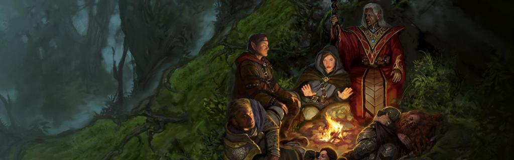 Because it's a FAQ: What's do I think is the best entry point for Dungeons and Dragons?