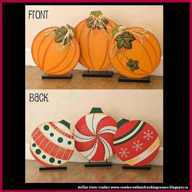 Front Lawn Reversible Pumpkin And Ornament Decoration … http://co wiescraftandcookingcorner.blogspot.ca/2016/10/front- lawn-reversible-pumpkin-and.html &nbsp; …  #halloween #crafts #halloweencrafts #halloweendecor #christmas #christmascrafts #diylawnornaments<br>http://pic.twitter.com/KsmZjx7VKd