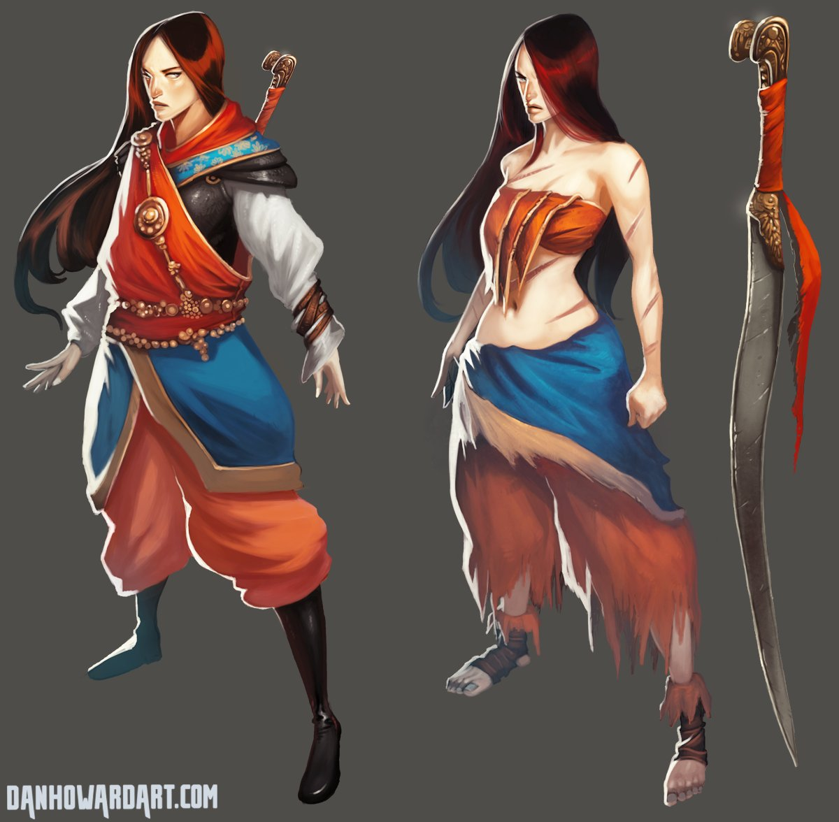 some #flashback illustrations as freelancing continues.  #art #characterdesign #digitalart #conceptart #scifi #fantasy<br>http://pic.twitter.com/W2r3FhOl97