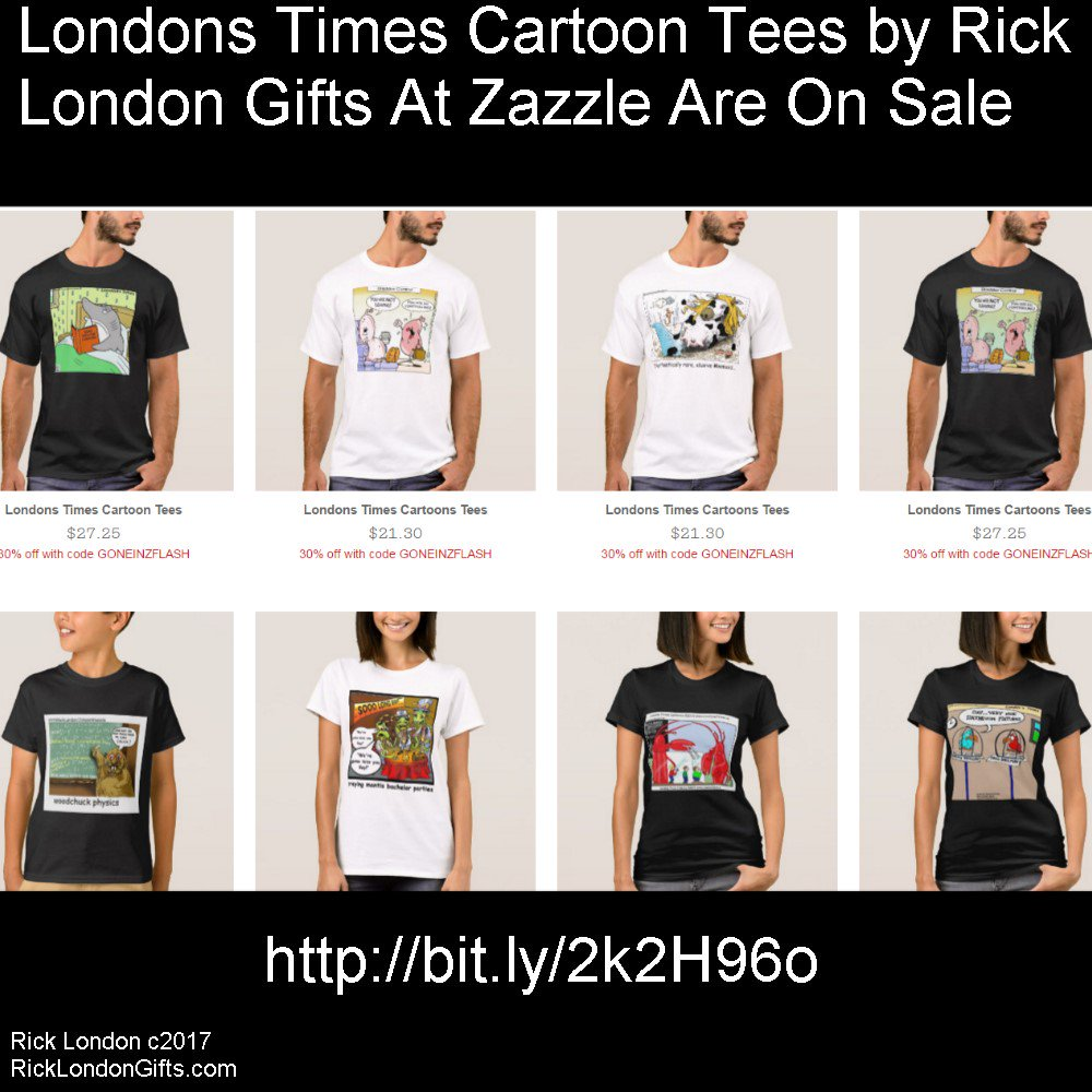 #Sale #blackfriday Ends 12PT 20%off all #Tshirts  @LTCartoons Code ZBLACKFRIDAY @c/o @zazzle #gift #humor #christmas #hanukkah  #WorldWide #shipping  #us #ca #jp #eu #au #nz #uk #de #fr #be #ie #il #no #dk #ch #za #sp #pt  #Free #Personalization   http:// bit.ly/2k2H96o  &nbsp;  <br>http://pic.twitter.com/XXeGc8N3Cy