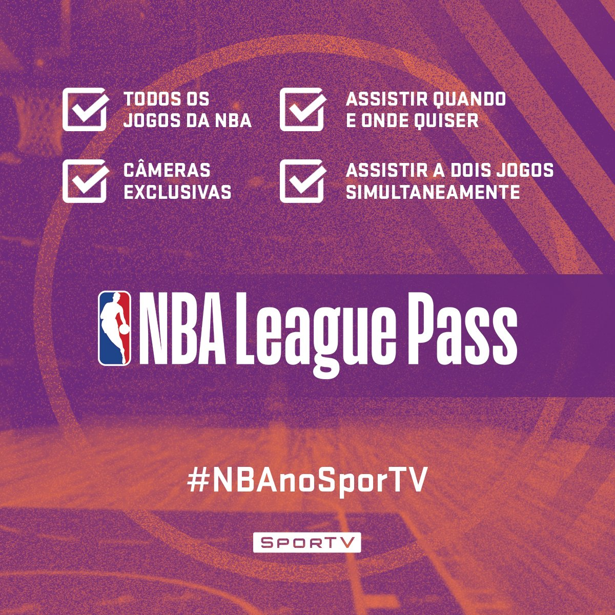 "Assine agora mesmo o ""NBA League Pass"": https://t.co/C34dMJZ9MY https://t.co/lyurLoGpPn"