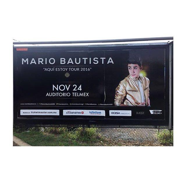 HOY HACE UN AÑO 😫❤️❤️⚡️ @mariobautista_...