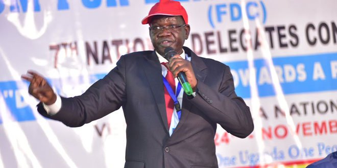 Hon Patrick Oboi Amuriat is the new FDC President  #NTVNews    http://www. ntv.co.ug  &nbsp;     #Final results   Amuriat - 641 Muntu - 463   #FDCDecides2017<br>http://pic.twitter.com/tjAPwjT94m