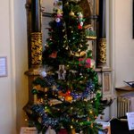 See our Christmas tree at the tree festival in Stroud Parish Church.
