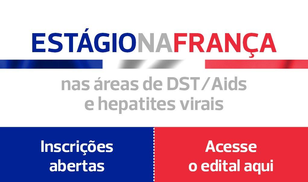 #BlogDaSaúde | Inscrições abertas para estágio na área de HIV/Aids e Hepatites Virais. Veja! https://t.co/zmM5LSVm90