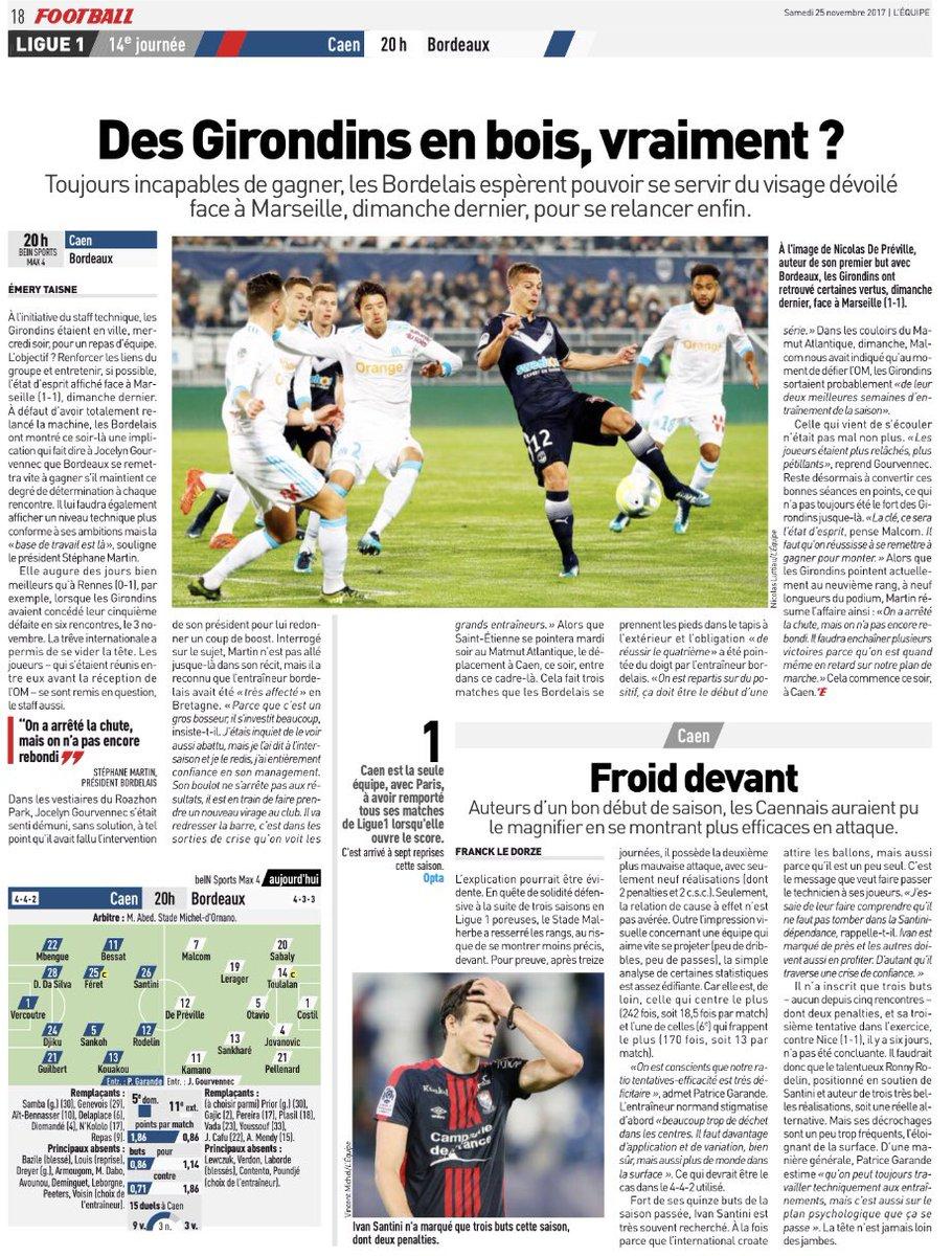 [14e journée de L1] SM Caen 1-0 FC Girondins de Bordeaux DPbylyEXkAESFkY