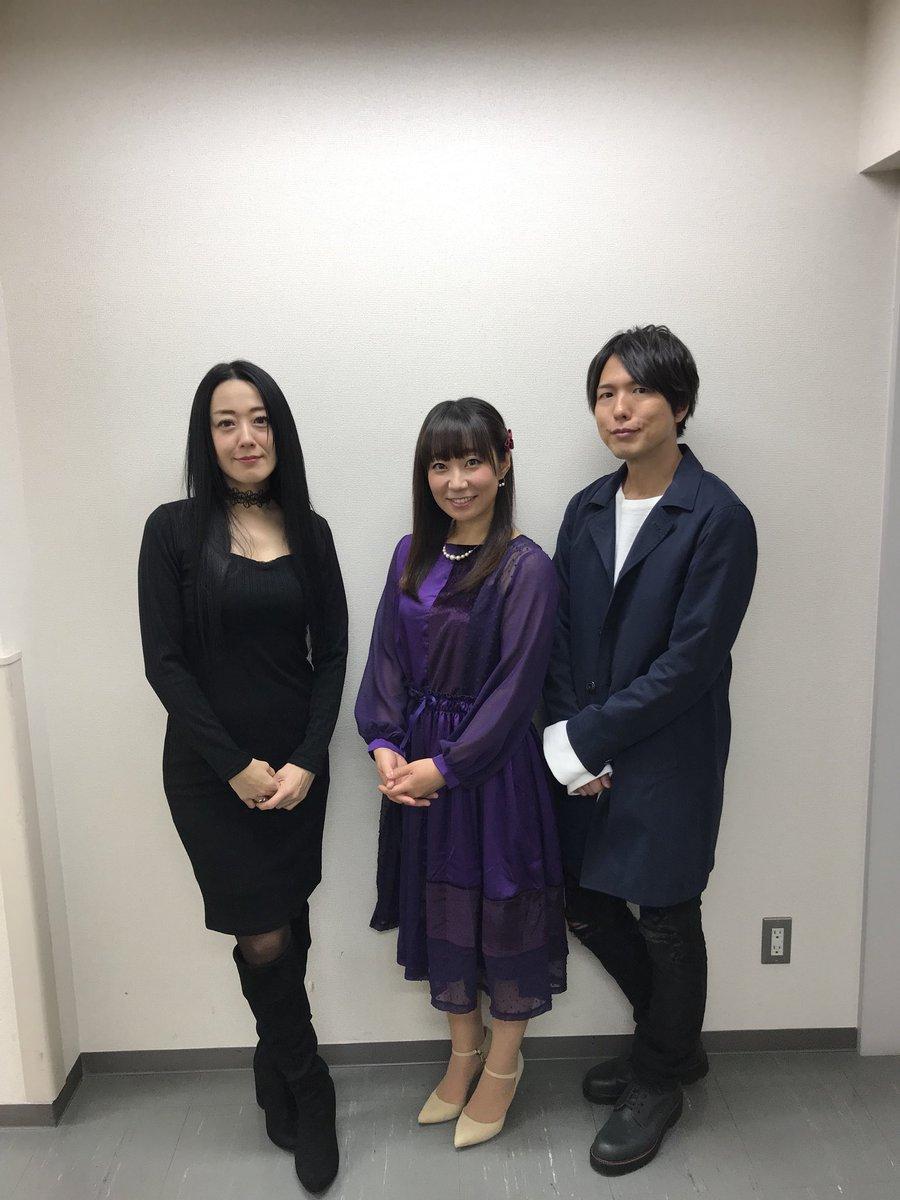 """特別興行""""間桐家舞台挨拶""""にお越しいただいた皆様、ありがとうございました!  間桐家の集まりはいかがでしたでしょうか。本日より7週目の来場者特典も始まっておりますので、ぜひ劇場にお越しくださいませ!#fate_sn_anime"""