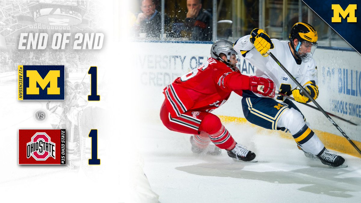 Michigan Hockey on Twitter: \