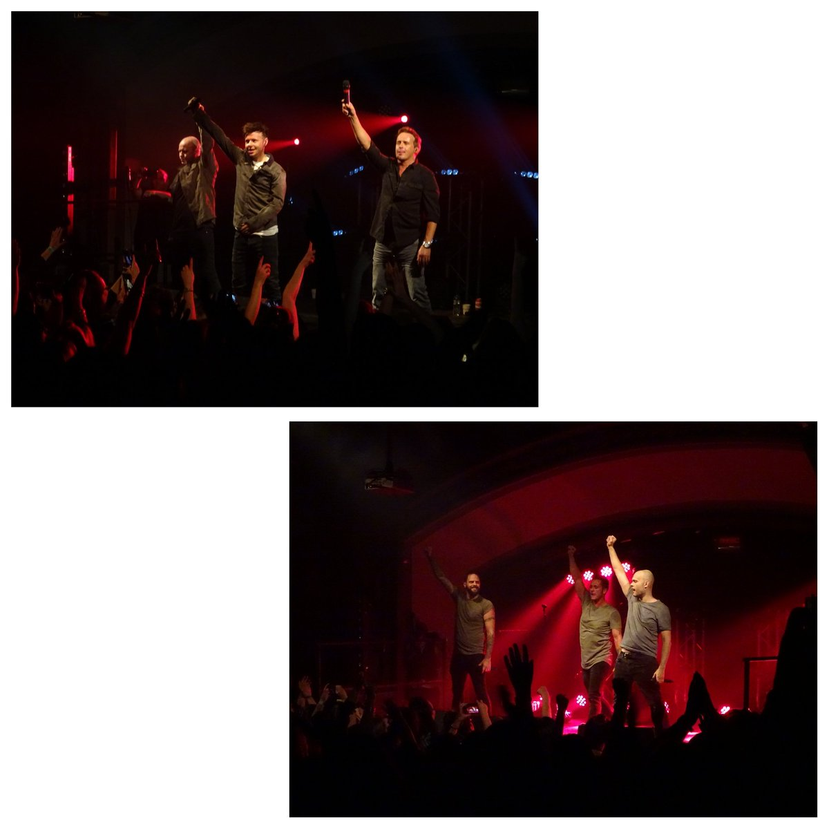 Huge thanks to @911official &amp; @Official5ive for smashing their sets at #BackInTheDay #Glasgow!  Let&#39;s do it all again in March at #Newcastle  <br>http://pic.twitter.com/aOCOtfV6Dd