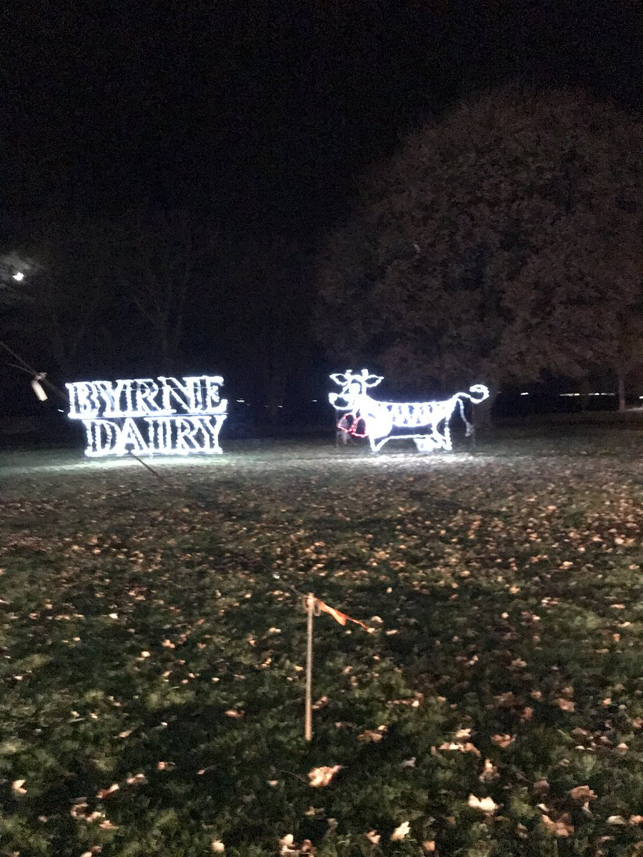 Mum saw dis cow in lights #whatup? #moo <br>http://pic.twitter.com/RARMfLeZp1