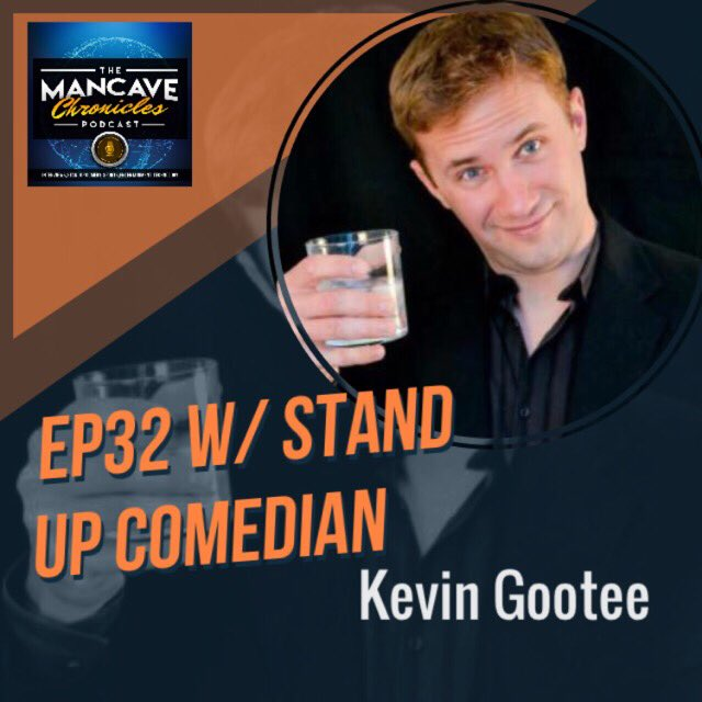 EP32 w/ #standupcomedian and #Host of @comicswatching on @AmazonVideo @KevinGootee on the #podcast #subscribe and listen now @CastBox_FM #comedy #standupcomedy #interview #BSPN #podernfamily #podcasting #interview #podknife #podgenie #podmosphere   https:// castbox.fm/vd/57696010  &nbsp;  <br>http://pic.twitter.com/AzybDc20ge