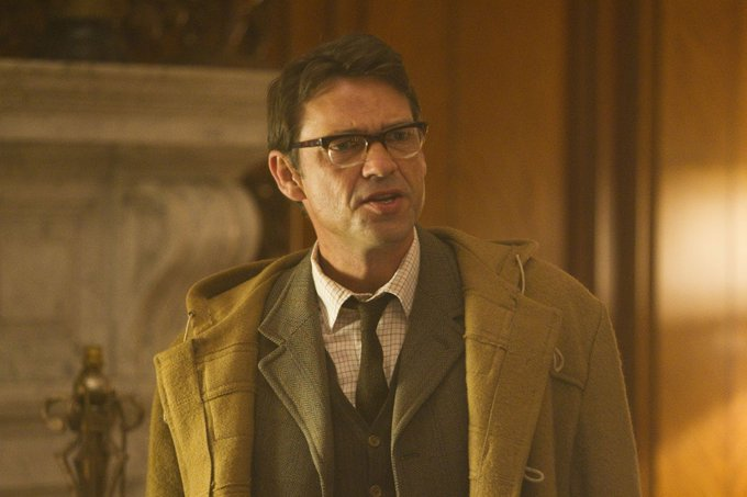 Happy Birthday to Dougray Scott who played Alec Palmer in Hide.