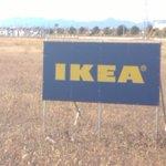 グンマーのIKEAの様子です。なお数年前からずっとこの有り様なので、IKEAとはスウェーデン語で「草…