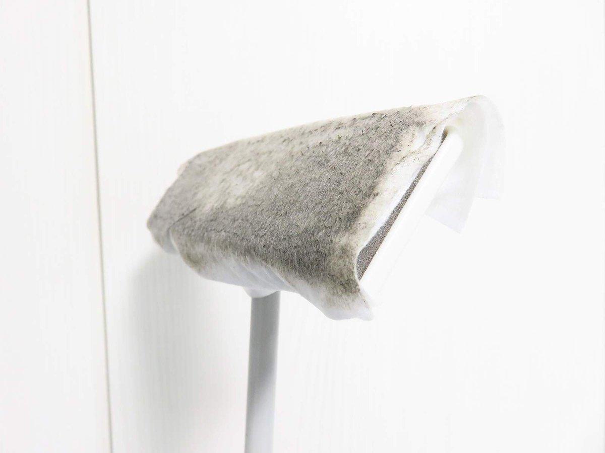 test ツイッターメディア - 網戸用ワイパー、ダイソーさんで購入しましたが、これは使える! 今まで網戸掃除は雑巾や除菌用のお掃除シートを手で拭いていましたが上手く出来なくて悩みのタネ。 ダイソーさん画期的です! #網戸 #網戸掃除 #ダイソー #掃除 #お掃除シート https://t.co/0zThFD68XX