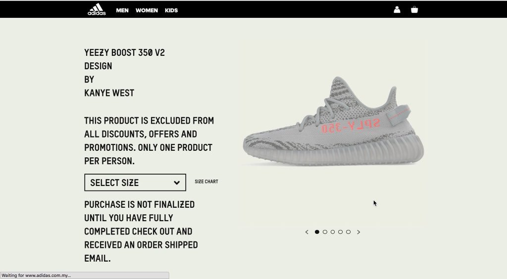 e56d2b794abfc Expected drop in 2-3 hours. http   adidas.co.uk yeezy Yeezy Guide  http    heatedsneaks.com yeezy-guide pic.twitter.com TIe7notZCC