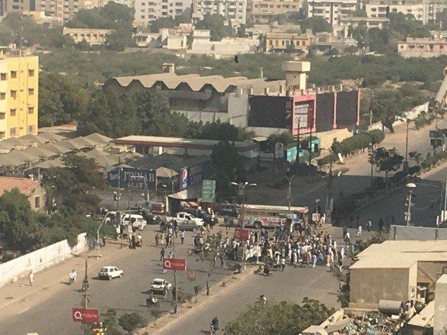 В Исламабаде при разгоне демонстрантов пострадали не менее 150 человек