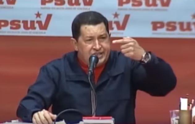 Hugo Chávez: ¡El Psuv debe ser una corriente de alto voltaje para el Gobierno! https://t.co/Qc5ixKPKhn #24Nov https://t.co/Nv6Qz8CJMd