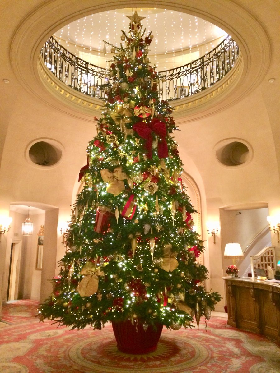Christmas At The Ritz London.The Ritz London On Twitter Our Beautiful Christmas Tree