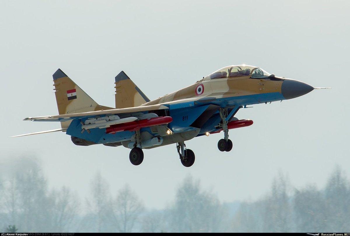 """50 مقاتلة من طراز """"ميغ-29"""" إلى مصر - صفحة 2 DPeMxkqWAAACZZr"""