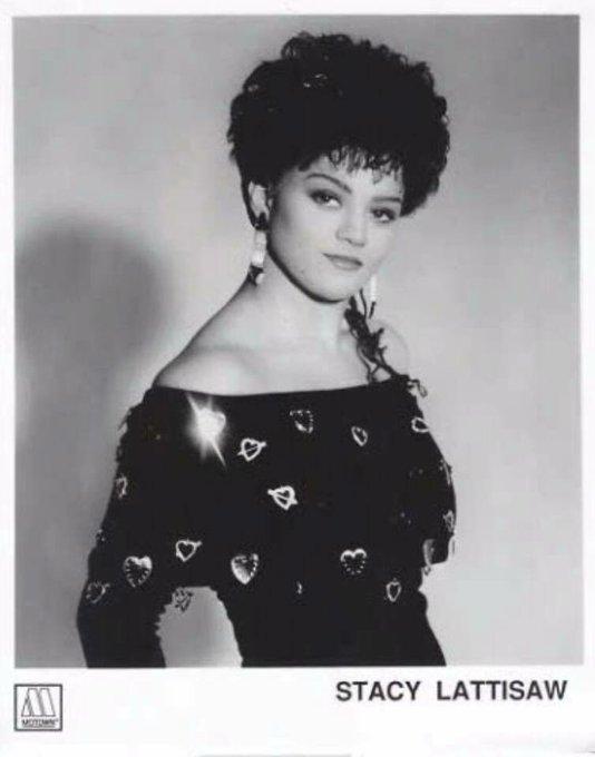 Happy Birthday Stacy Lattisaw (November 25, 1966) singer