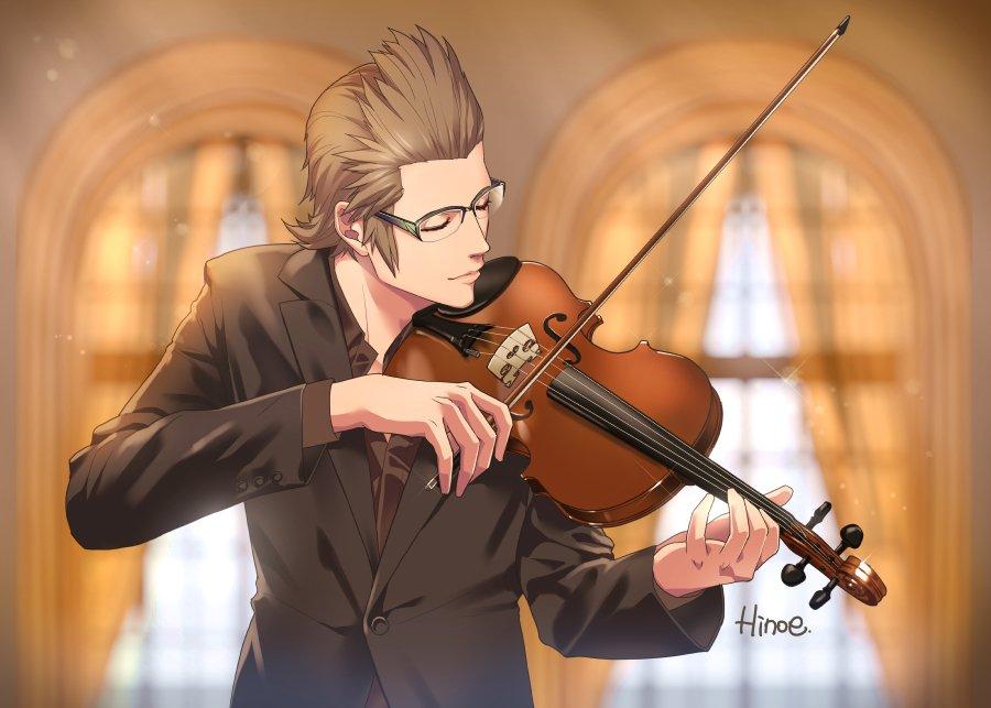 バイオリンイグニスできたので https://t.co/XkQj8md4xA