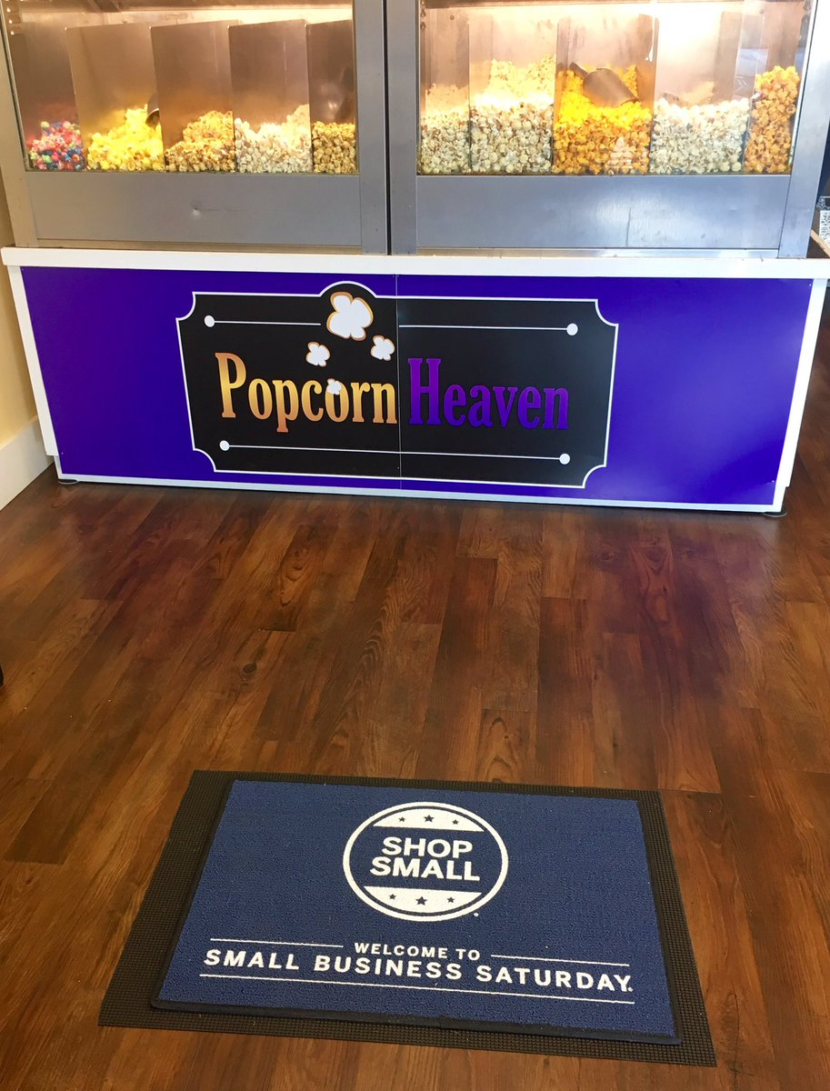 my popcorn heaven nc on twitter small business sat use bogo pass