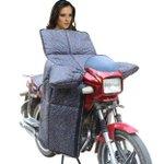 冬用のバイク用防寒グッズを探してたら、見つけたwヤバイwww pic.twitter.com/CXy…