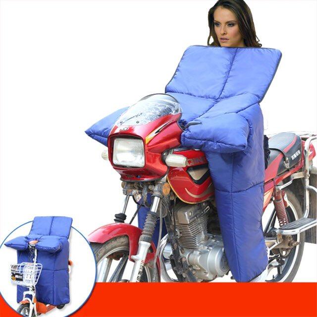 冬用のバイク用防寒グッズを探してたら、見つけたw  ヤバイwww