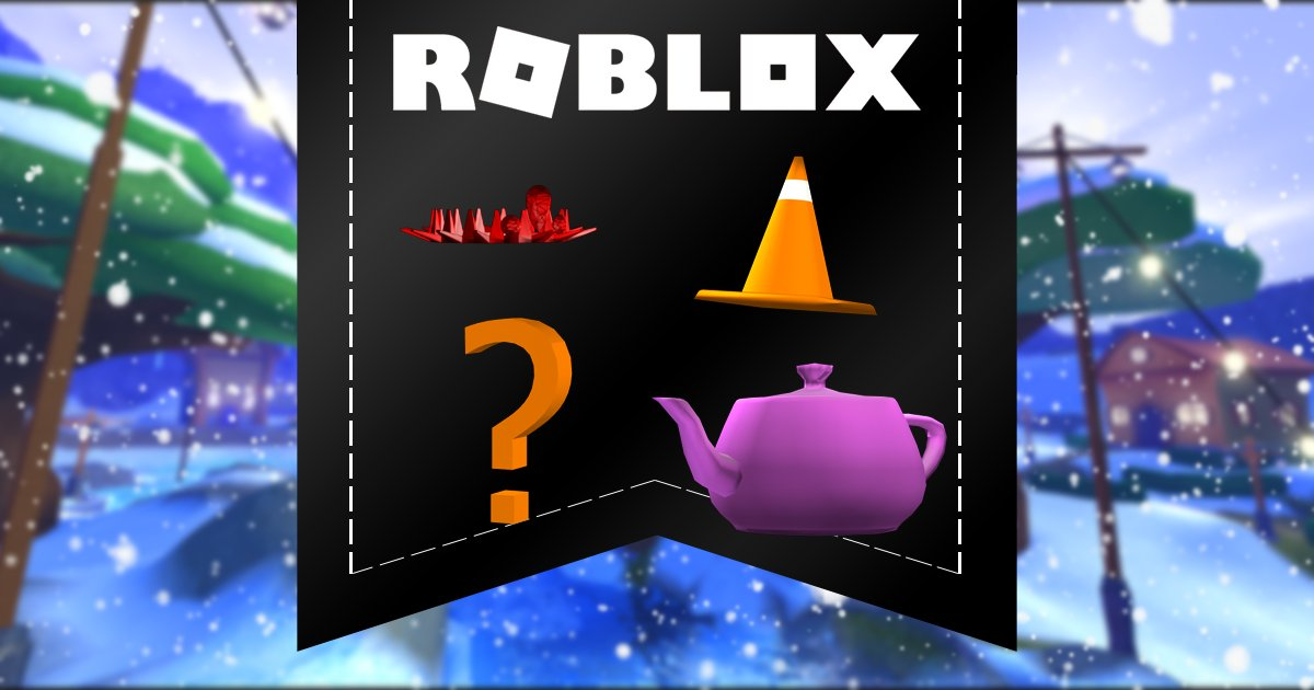 Select  Roblox classics are availabl…