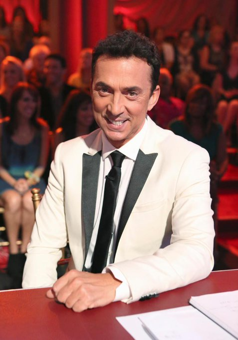 We\re shouting with joy! Happy Birthday to our passionate judge Bruno Tonioli!