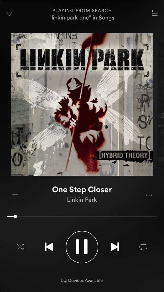 ive always loved linkin park and this has always been on of my favorite songs from them rip chester:( https://t.co/ekU9HgaYCh