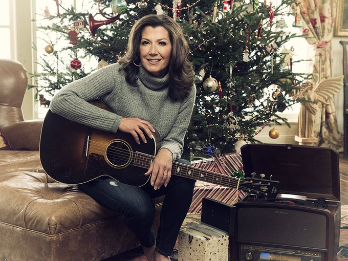 Happy Birthday to Amy Grant who turns 57 today!