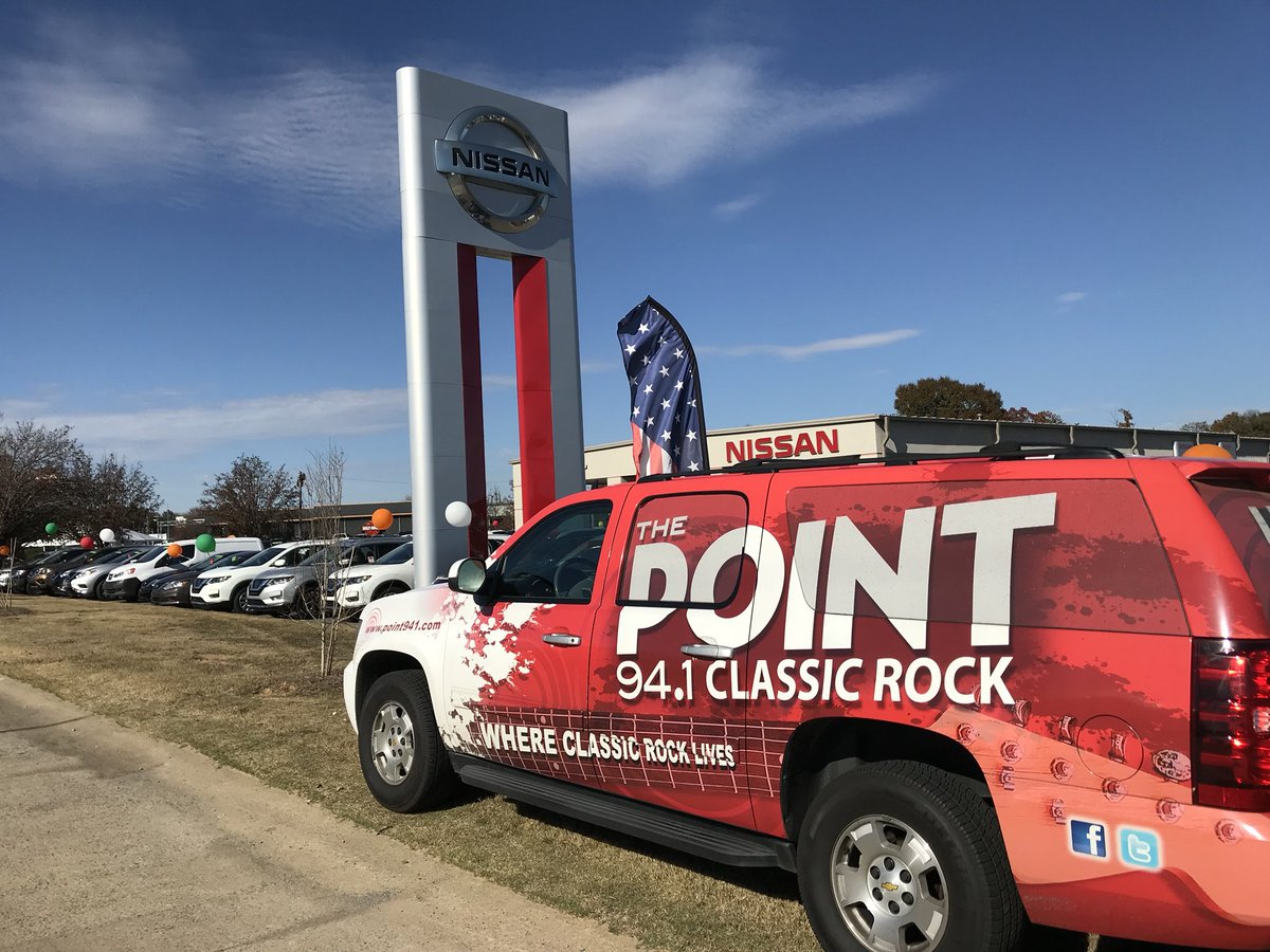Superior Nissan Conway >> The Point 94 1 On Twitter Free Point 94 1 Shirts While