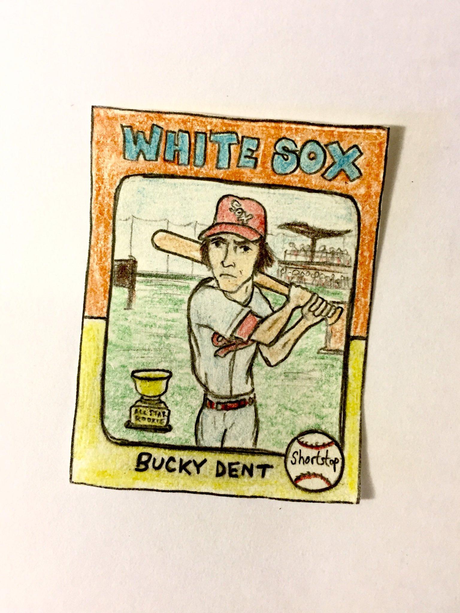 Wishing a happy 66th birthday to Bucky Dent!