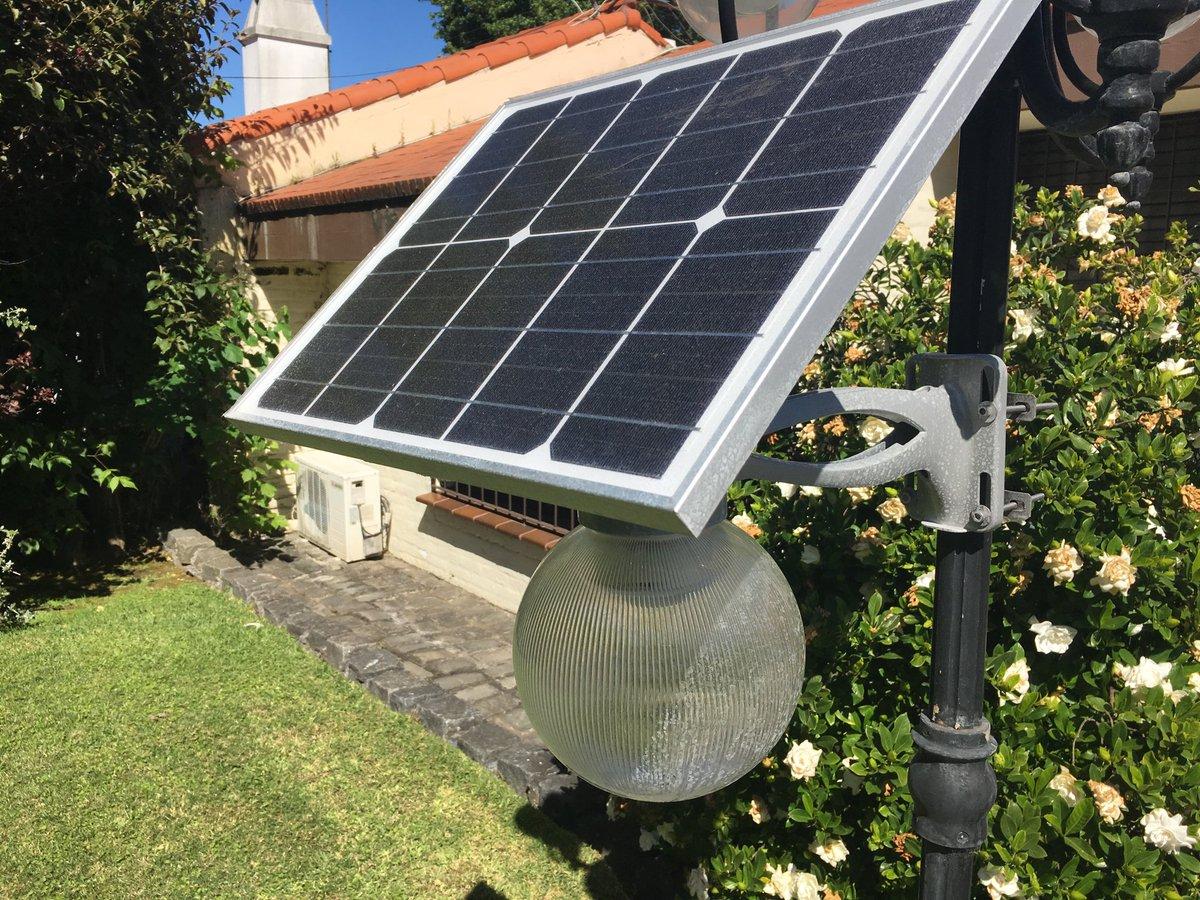 Farol solar para jardin decoracion del hogar for Solar jardin