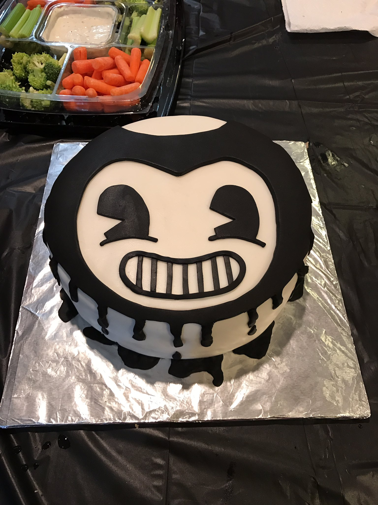 Aiko Othe On Twitter Quot Themeatly The Cake Came Through