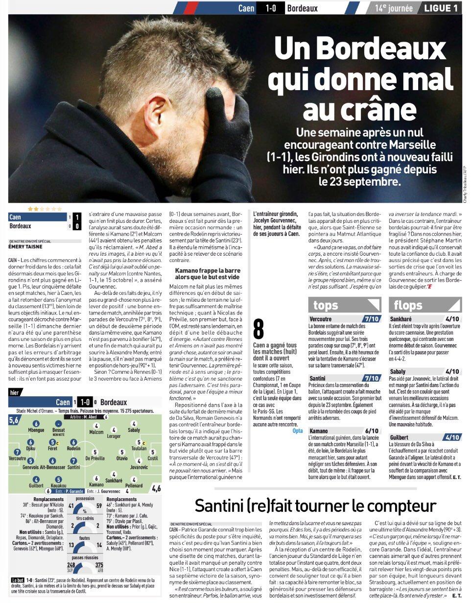 [14e journée de L1] SM Caen 1-0 FC Girondins de Bordeaux DPhBbbUWAAAoaYV