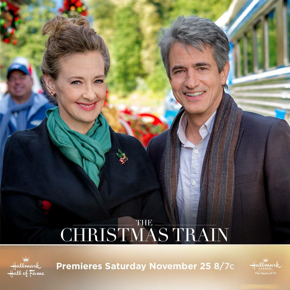 Hallmark The Christmas Train.Michellevicary On Twitter Romance Mystery And A Little